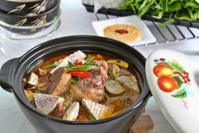 Vietnamese Soup Recipes - Vịt nấu chao