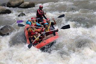 Serayu River Banjarnegara