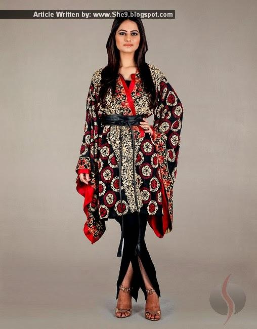 Ayesha Farook Hashwani Formal-Casual