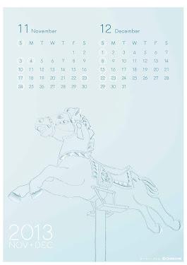 Cemedine calendar2013
