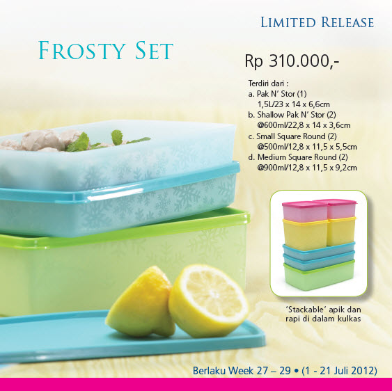 Cibubur Tupperware Sale: Promo Tupperware Indonesia Juli 2012