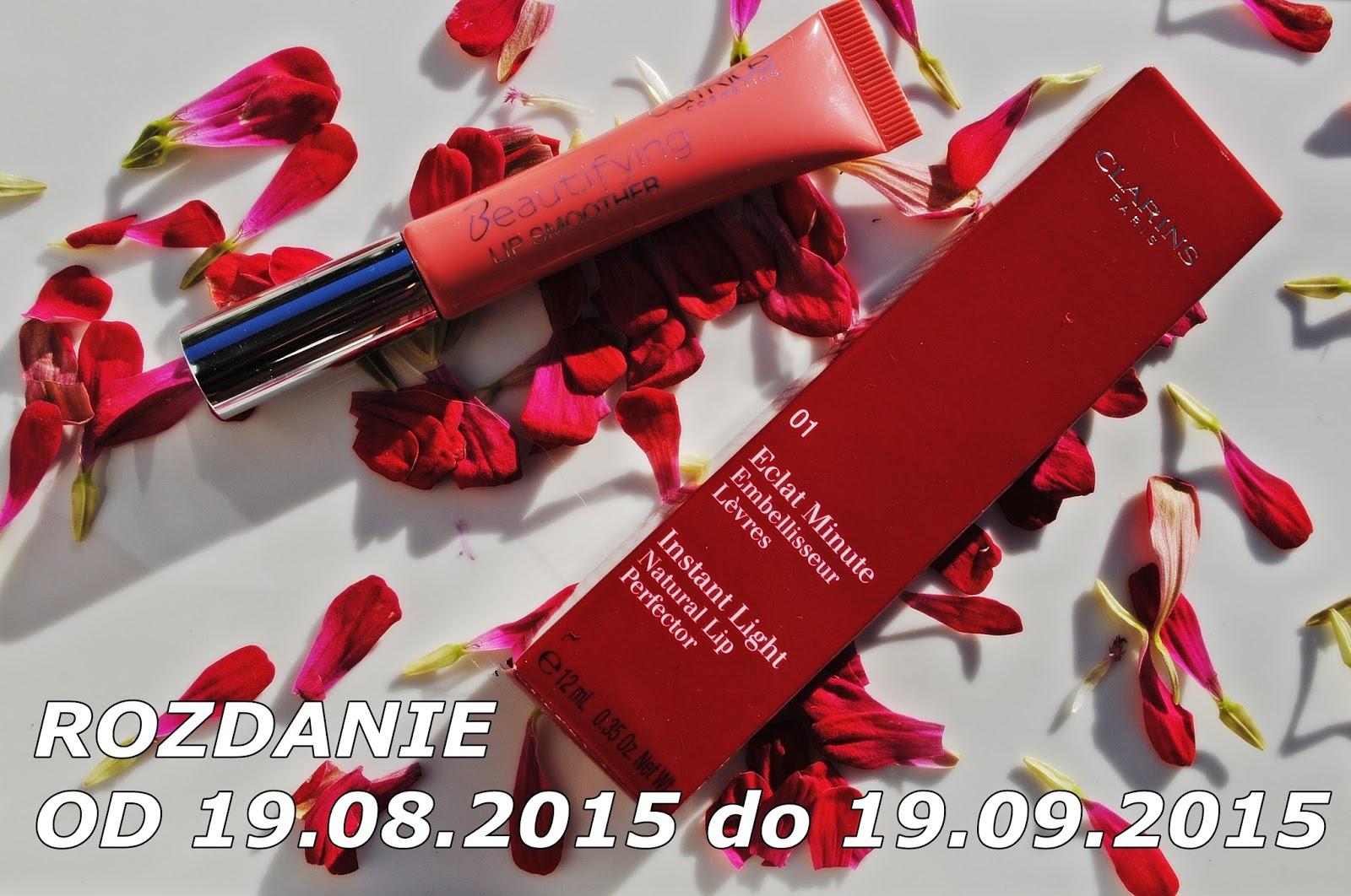 http://beautypediapatt.blogspot.com/2015/08/rozdanie-clarins-oraz-catrice.html