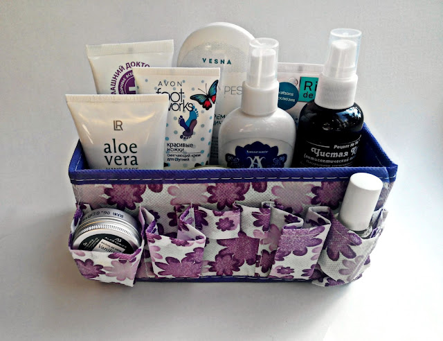 Beauty Storage Box Коробок для хранения косметики