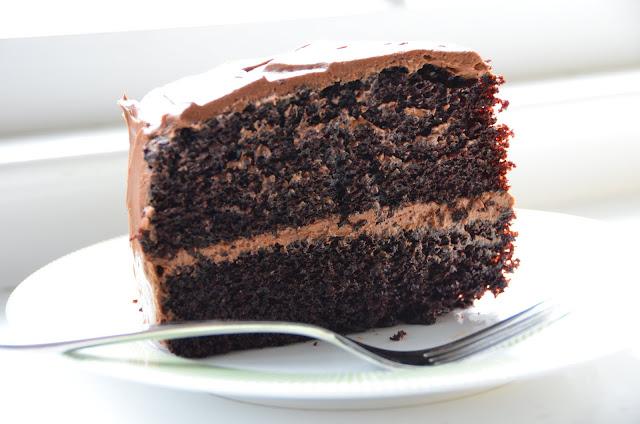Super Moist Birthday Cake Recipe