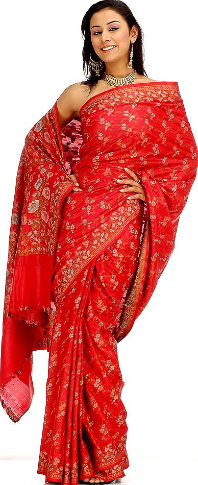 Banarasi Wedding Sarees Designs Wallpaper hd