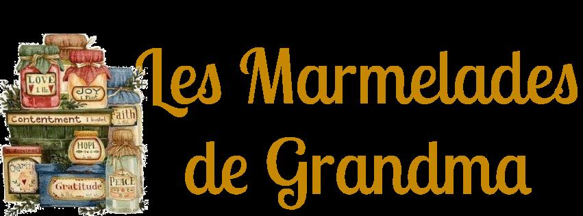 Les marmelades de Grandma