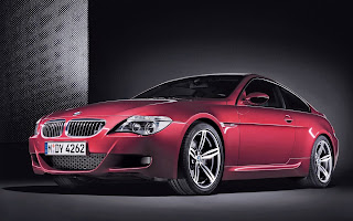 Red BMW HD Wallpaper