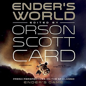 an examination of the story of enders game by orson scott card Shmoop guide to perspective in ender's game perspective analysis by phd  and masters students from stanford, harvard, and berkeley  by orson scott  card  of the story – when you can make the aliens see things from your  perspective.