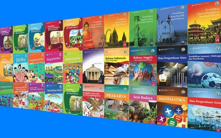 Buku Guru dan Siswa Kelas 1 SD Kurikulum 2013 Semester 1 / 2