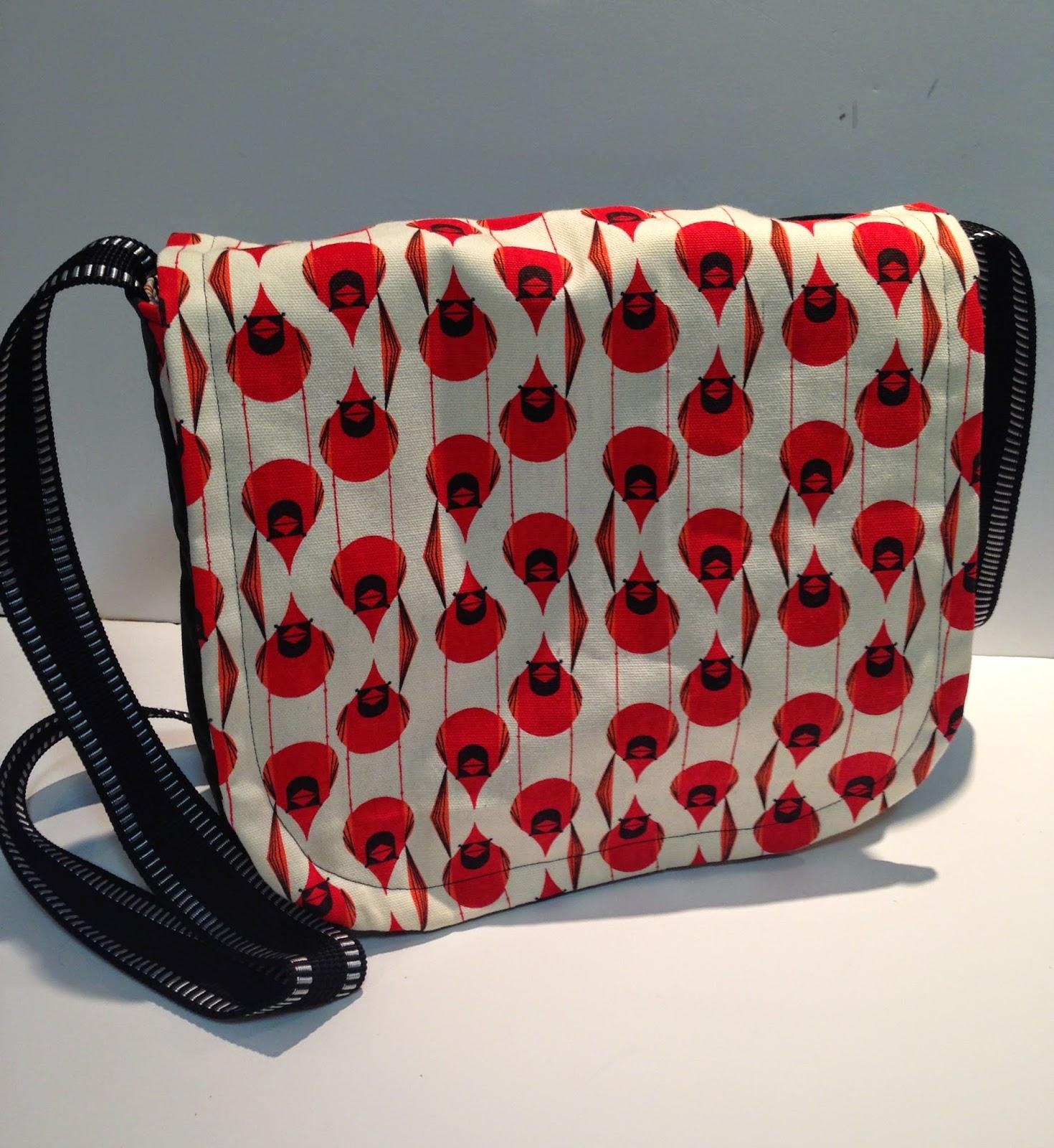 Charley Harper bag