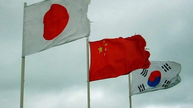 la-proxima-guerra-se-encaminan-al-conflicto-aramado-china-japon-corea-banderas