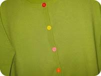 Nye knapper på gamle bluser