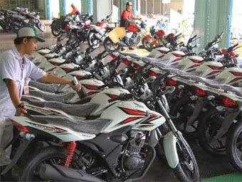 Motor Honda Terpopuler