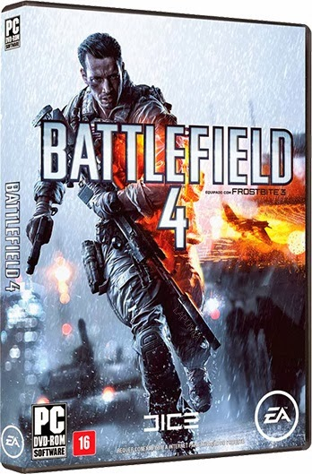 Download - Jogo Battlefield 4-RELOADED + BlackBox PC (2013)