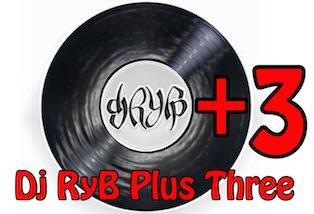 Dj RyB Plus 3