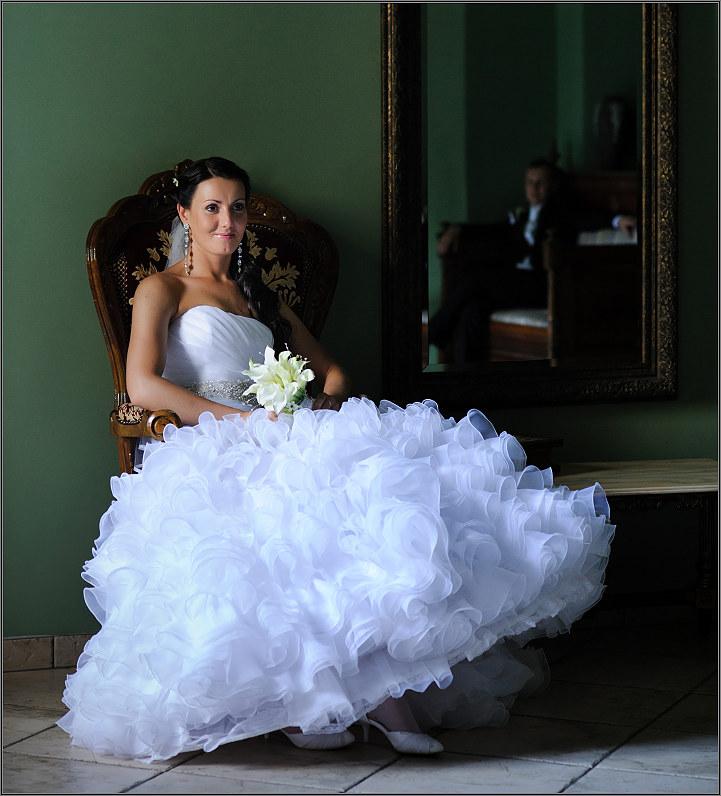 vestuvinė fotosesija taujėnų rūmuose