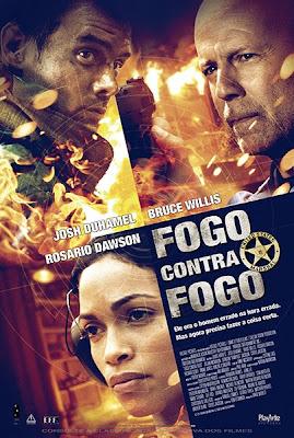 Filme Poster Fogo Contra Fogo R5 XviD Dual Audio & RMVB Dublado
