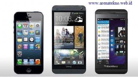 Adu Tangguh HTC One, Blackberry Z10, Nokia Lumia 920 dan iPhone 5
