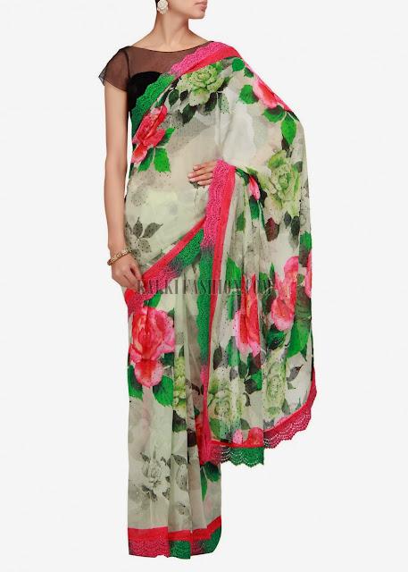 kalki embroidered sarees 2014 latest fashion today