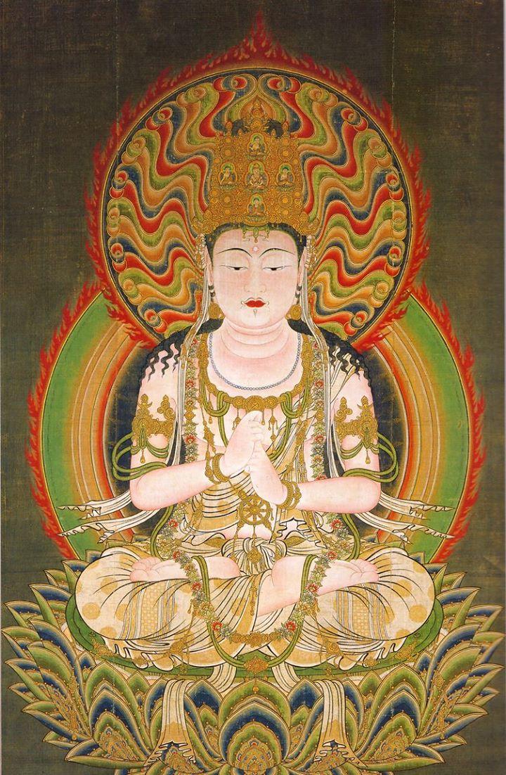 Buda Vairocana - A Essência