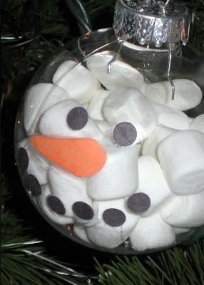 Kymberly Marciano Countdown To Christmas DIY Ornaments