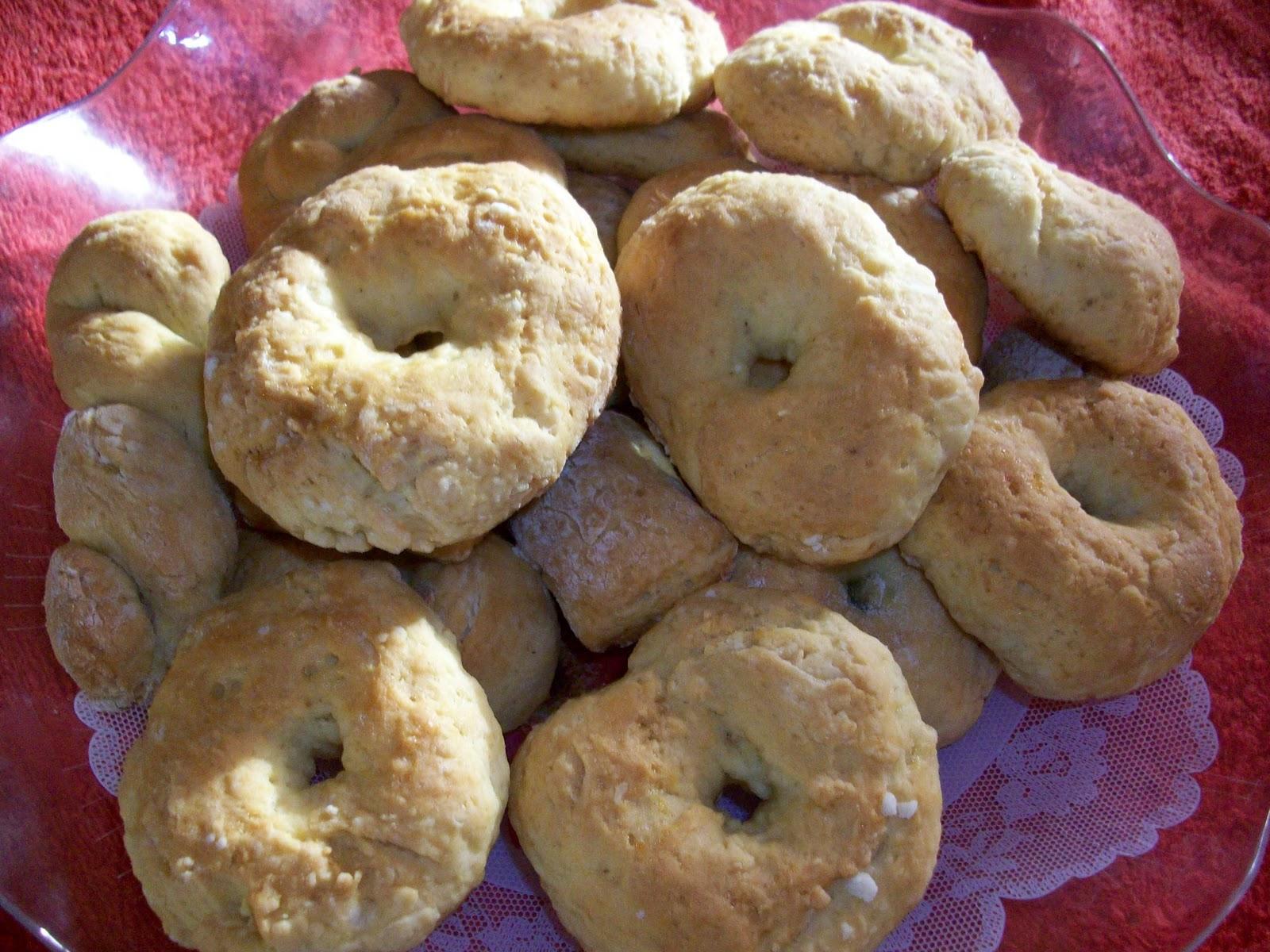 Molto Un po' dolce e un po' salato. . .: Biscotti leggeri allo yogurt KE79