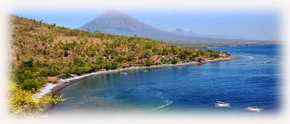 Amed Hidden Exotic Beach