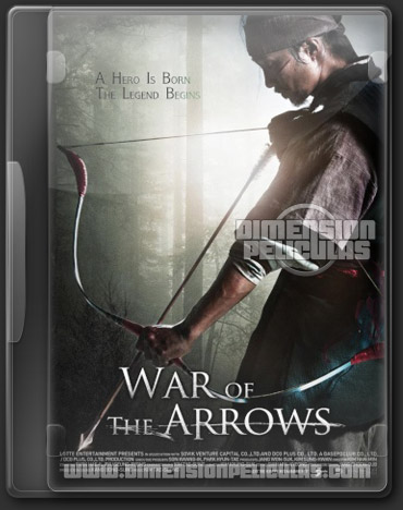 War Of The Arrows (BRRip HD Inglés Subtitulado) (2011)