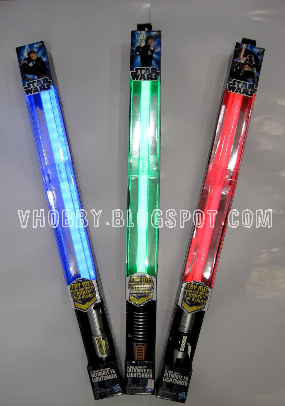ultimate fx lightsaber sabre laser