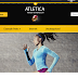 Atletica - 3 Columns WordPress Template