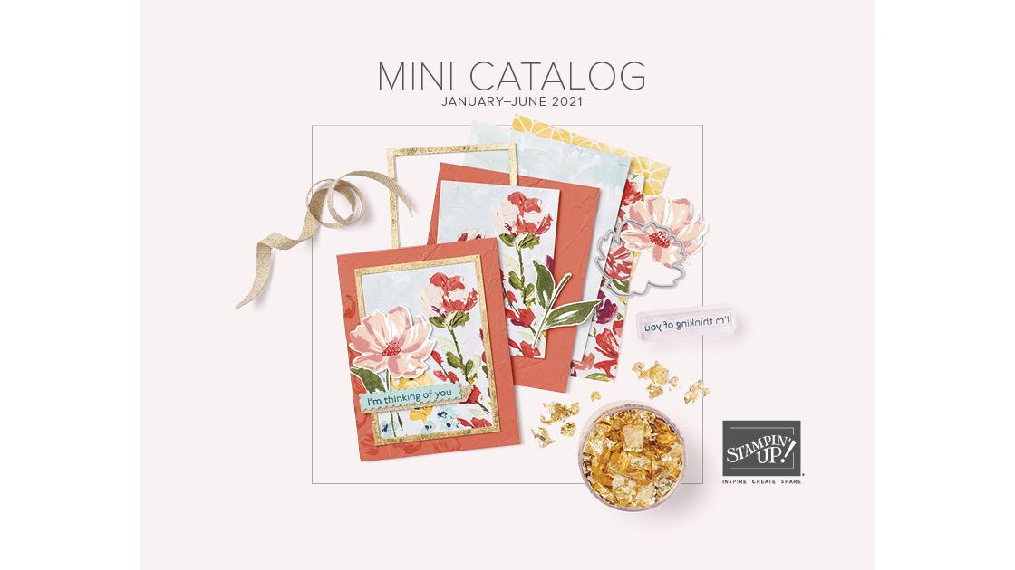 January June Mini Catalog