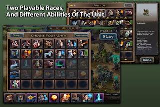 Game DvO Dwarf Vs Orc MOD APK+DATA Terbaru