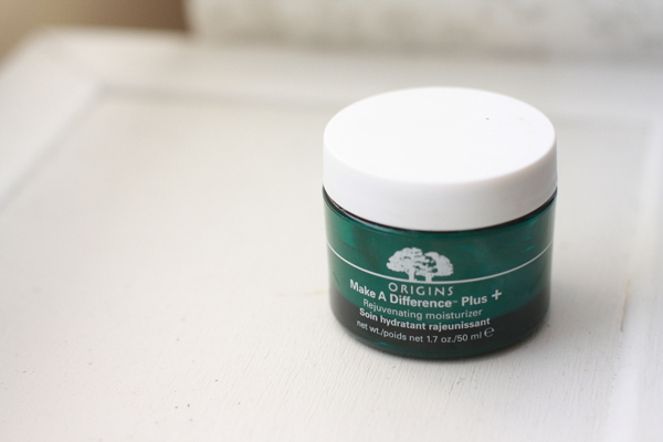 Origins rejuvenating moisturizer review