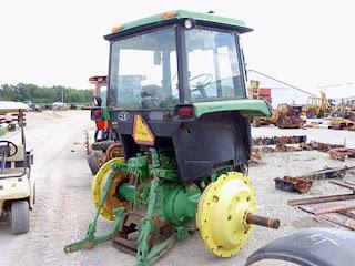John Deere 4850 parts