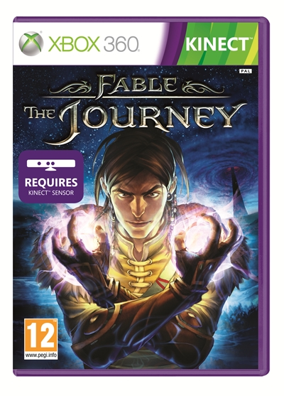 Fable The Journey Xbox 360 Español Region Free Descargar 2012