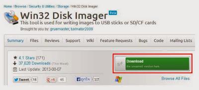 Raspberry pi download sd card