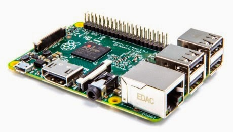 New Raspberry  Pi 2 Quad Core