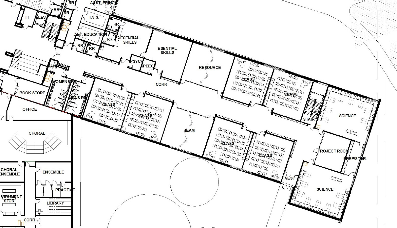 Classroom Furniture Layout ~ Greenwood ms room concepts august updated floor plans