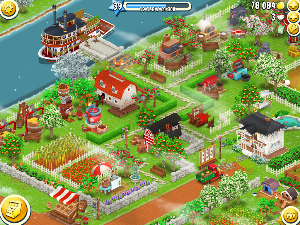 Hay Day — Википедия