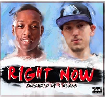Sox & Lil Choppa - Right Now EP Cover