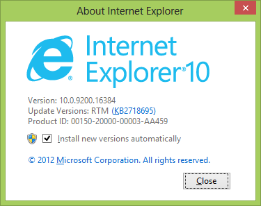 Cara Uninstall Internet Explorer Di Windows 8