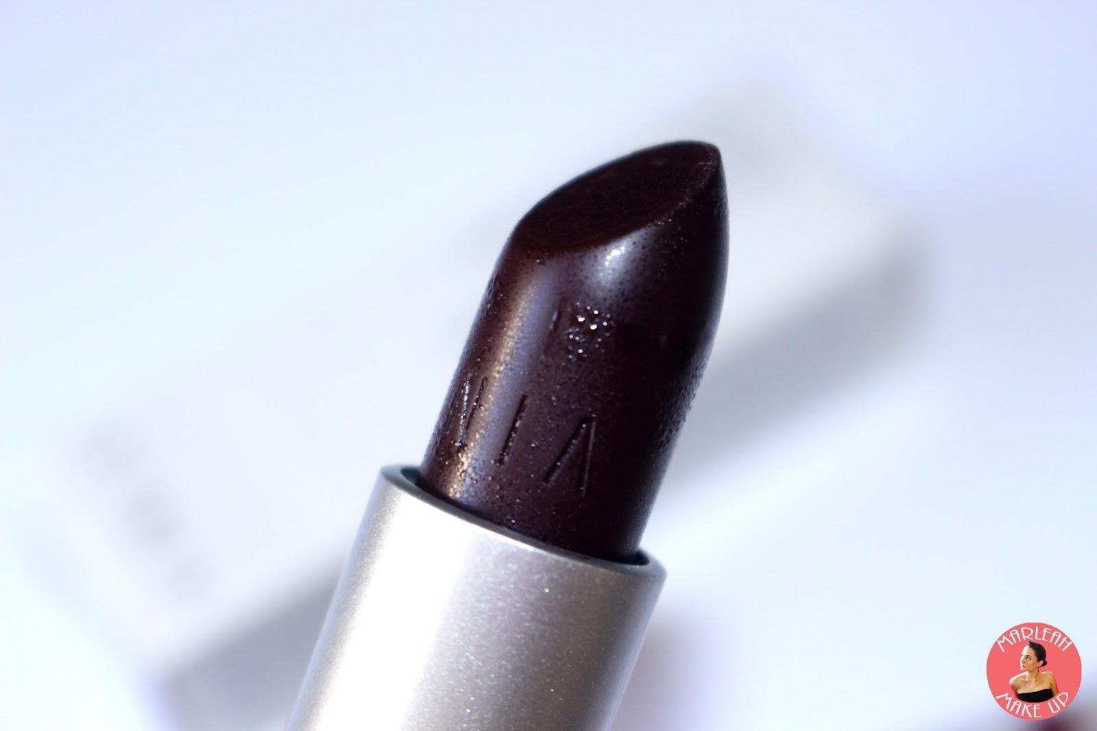 labial cyber mac nº18 etnia makeup maquillaje lipstick