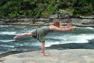 DSC 0194 - Earth Medallion Yoga Skirt and Tank