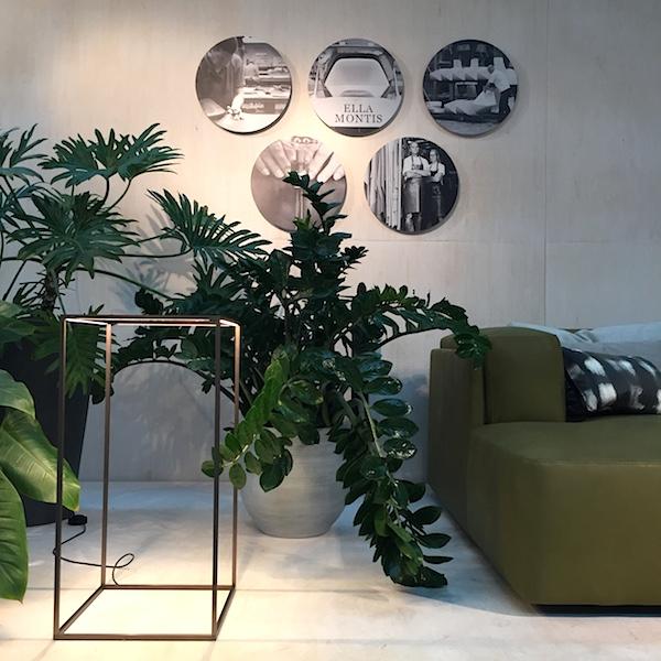 vosgesparis beautiful greens and a simple diy idea imm. Black Bedroom Furniture Sets. Home Design Ideas