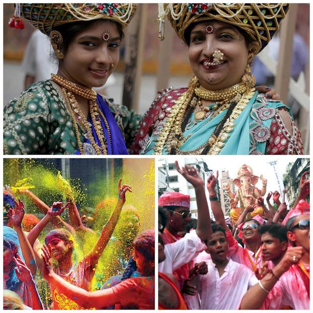 voyage fêtes en inde