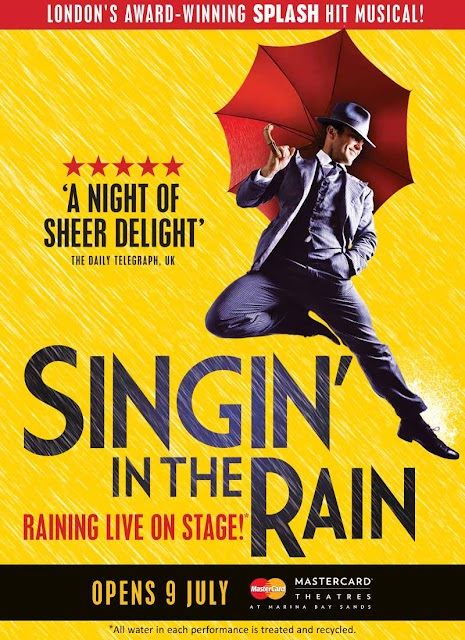 singin' in the rain singapore musical