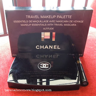 Chanel Travel Makeup Palette Altitude