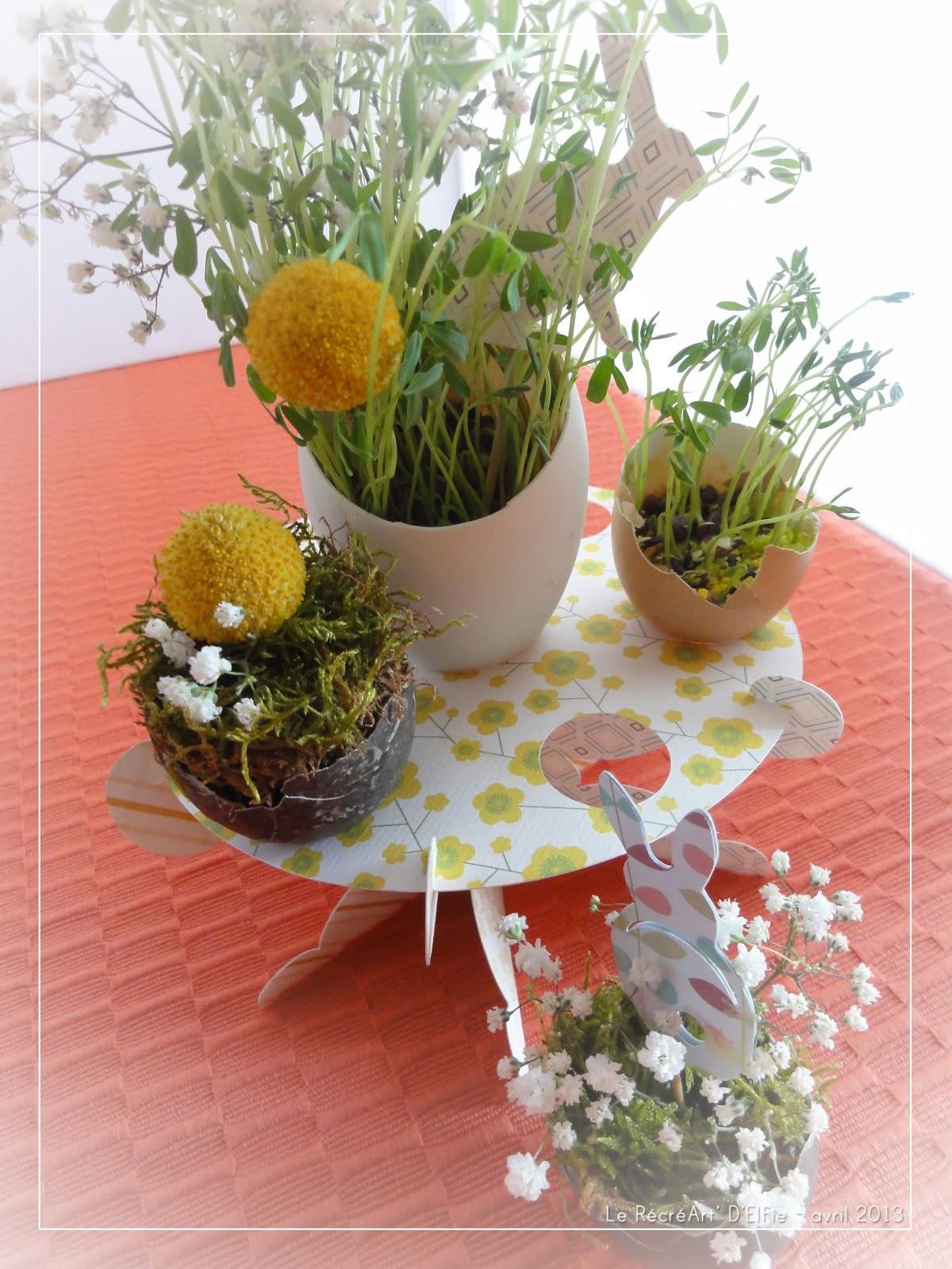 Oie Decoration Table
