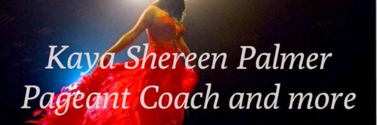Kaya Shereen Palmer