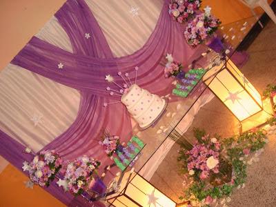 Fotos de Decoração de Festa de 15 Anos